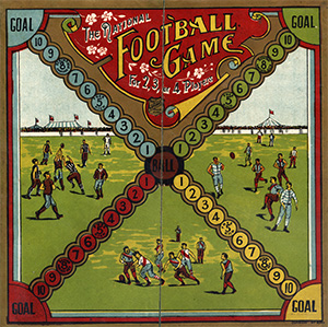 National Football Game board game