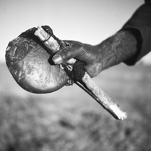 Stone Axe Mountford-Shread collection [PRG1218/34/671B]