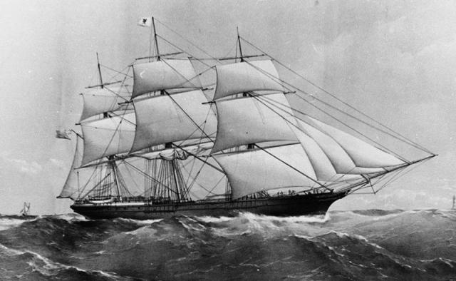 City of Adelaide clipper [B 1778]